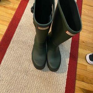 Hunter Boots (Green)